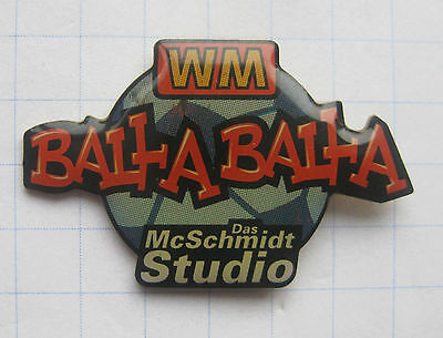 M / WM BALLA BALLA ..................Mc DONALD`s-Pin (106c)