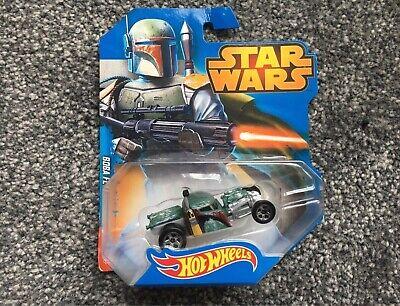 Star Wars - Boba Fett - Hot Wheels Car