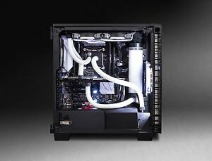 Custom Watercooled PC Build Narrabundah South Canberra Preview