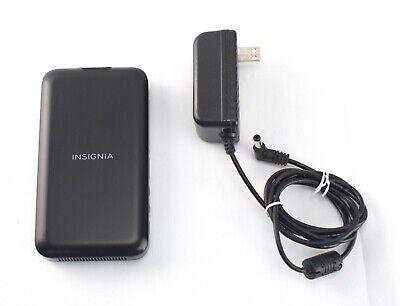 Insignia NS-PR60 Slim-line Pico WVGA DLP Projector - Black - 6573sw