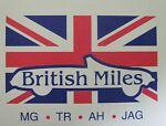 BRITISH MILES