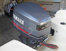 Yamaha 130HP V4 Saltwater Series Outboard Low Hours Burnside Burnside Area Preview