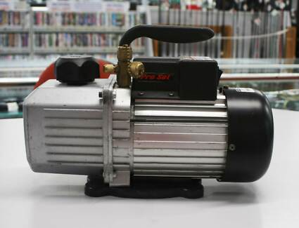 VP6DE Pro-Set 6 CFM Vacuum Pump Nerang Gold Coast West Preview
