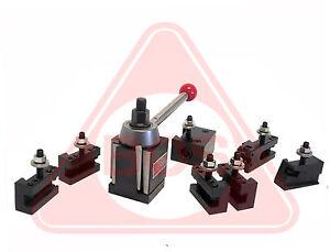 BOSTAR AXA Wedge Tool Post for Lathe 6 - 12
