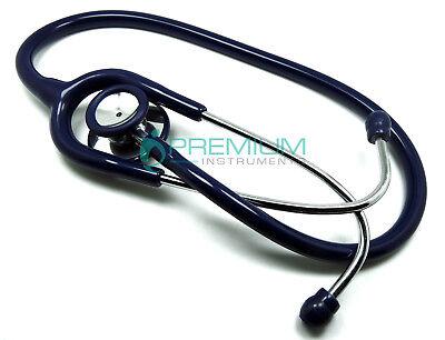 New 2018 Stethoscope Dual-head Classic Lightweight Clinical Grade Medical Blue