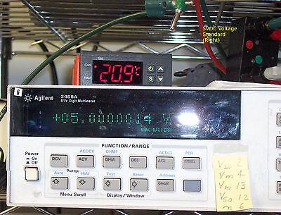5V V Volt 5VDC Five VDC Voltage Reference Standard