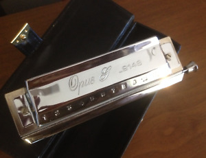Hering Opus 1948 top chromatic Harmonica
