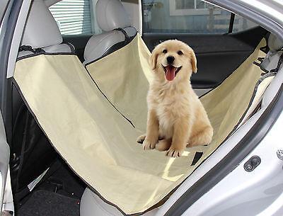 (Pet Dog/Cat Car Travel Water Resistant Waterproof Hammock Bench Seat Cover)