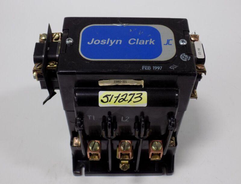 JOSLYN CLARK DEFINITE PURPOSE CONTACTOR 5DP2-21100