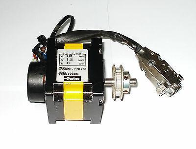 Parker Servo Motor Cm230dj-113197c With Renco Encoder