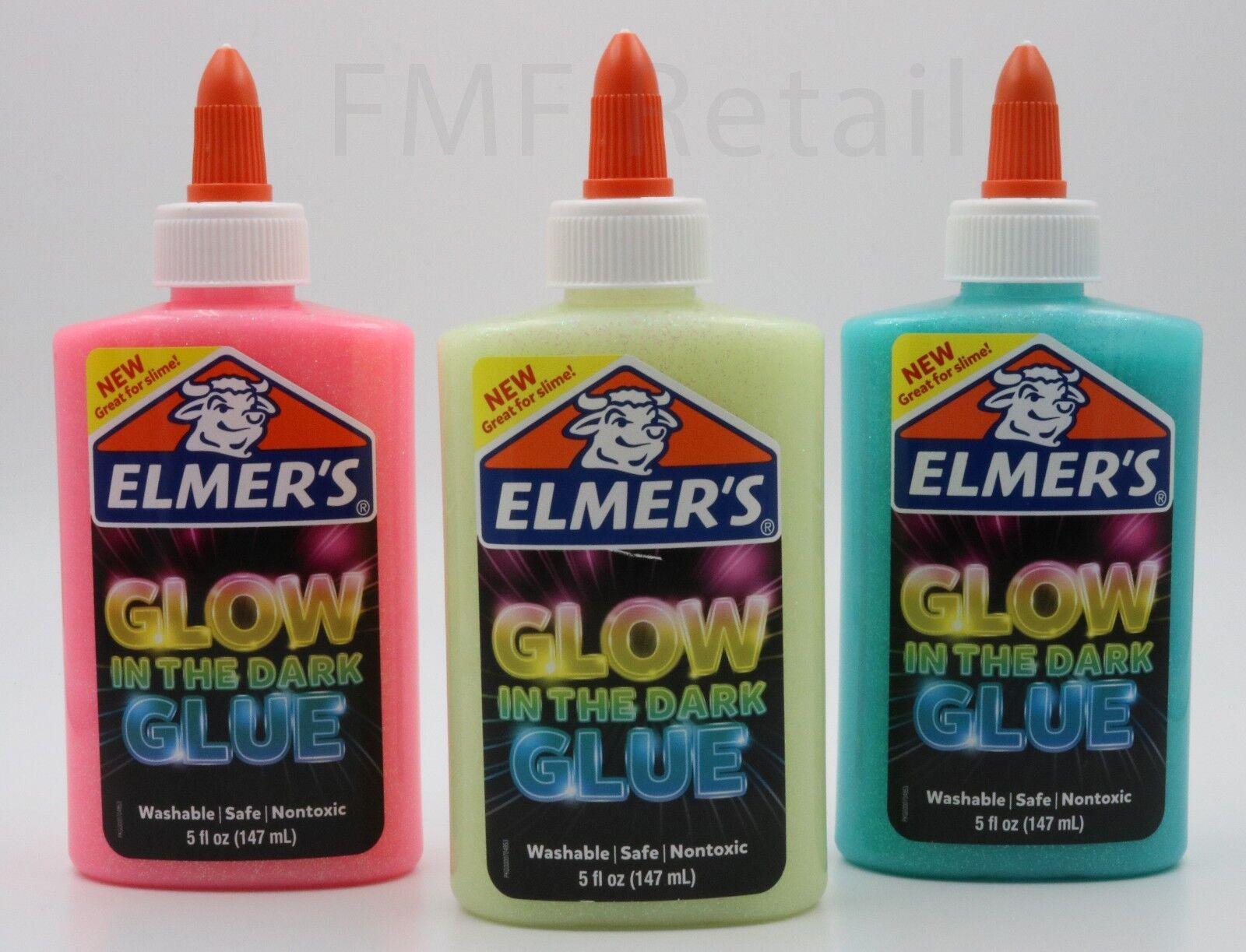 клей элмерс светящийся картинки