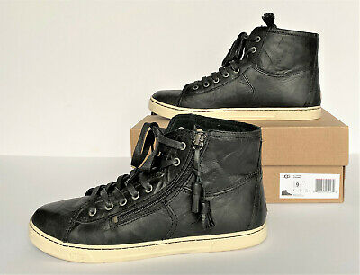 USED - UGG Shoes W/Blaney Sneaker Boots Women's Color: Black Size: 9
