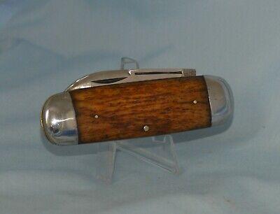 RARE VINTAGE CASE BROS LITTLE VALLEY BONE SUNFISH KNIFE 1900-12