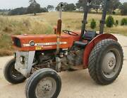 Massey Ferguson 135 Diesel  Tractor Mount Barker Area Preview