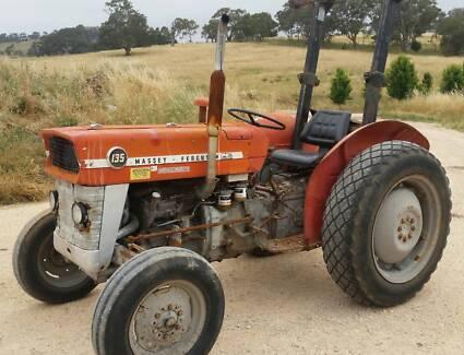 Massey Ferguson 135 Diesel  Tractor Mount Barker Area Preview