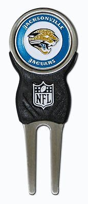 - NFL Jacksonville Jaguars Signature Golf Divot Tool and Ball Marker Enamel Team