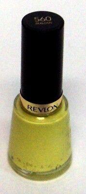 Revlon Nail Polish Zealous 560