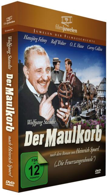 """Der Maulkorb - nach Heinrich Spoerl (""""Die Feuerzangenbowle"""") - Filmjuwelen DVD"""