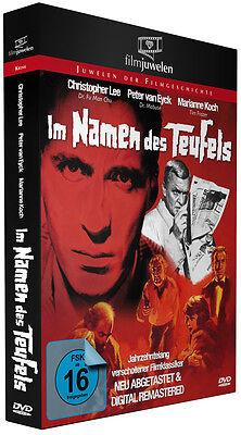 Im Namen des Teufels - mit Christopher Lee und Peter van Eyck - Filmjuwelen DVD online kaufen