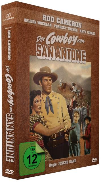 Der Cowboy von San Antone - Forrest Tucker, Rod Cameron, Western Filmjuwelen DVD