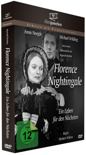 Florence Nightingale - Ein Leben für den Nächsten - Anna Neagle, Filmjuwelen DVD