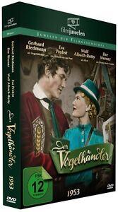 Der Vogelhändler (1953) - Regie: Arthur Maria Rabenalt - Filmjuwelen DVD