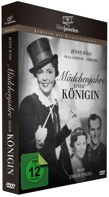 Mädchenjahre einer Königin (1936) - mit Jenny Jugo - Filmjuwelen DVD