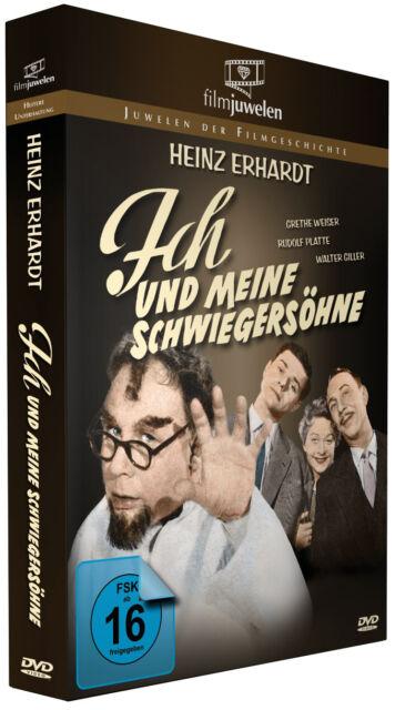 Heinz Erhardt: Ich und meine Schwiegersöhne - Die Rarität auf DVD! - Filmjuwelen