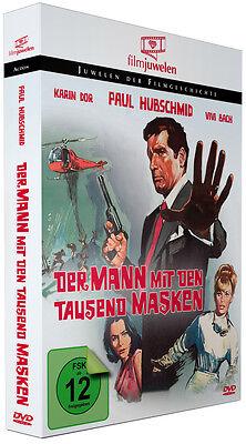 Der Mann mit den 1000 Masken / Der Mann mit den tausend Masken - Filmjuwelen DVD