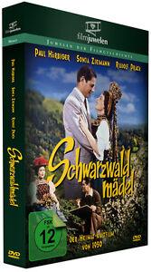 Schwarzwaldmädel (1950) - mit Sonja Ziemann, Rudolf Prack - Filmjuwelen DVD