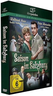 "DVD * PETER ALEXANDER - SAISON IN SALZBURG # NEU OVP """