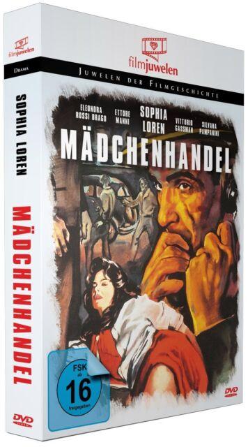 Mädchenhandel - Sophia Loren, Vittorio Gassman, Silvana Pampanini - Filmjuwelen