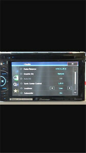 ^** PIONEER BLUETOOTH DVD DECK!! IN DASH TOUCH SCREEN