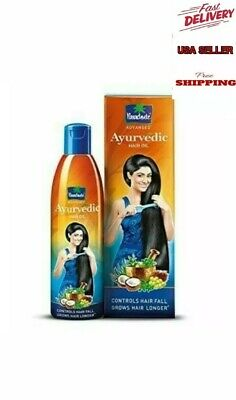Parachute Advansed Ayurvedic Controls Hair Fall, 25 Rich Ingredients.190ml. for sale  Shipping to India