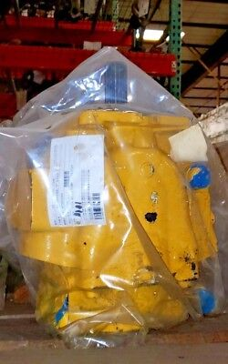 Jd744k Pg200854 John Deere Rubber Tire Loader Hydraulic Pump