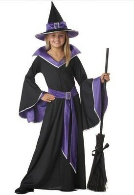 Incantasia The Glamour Witch Halloween Costume Girls Size S (6-8) + - Glamour Girl Halloween Costume