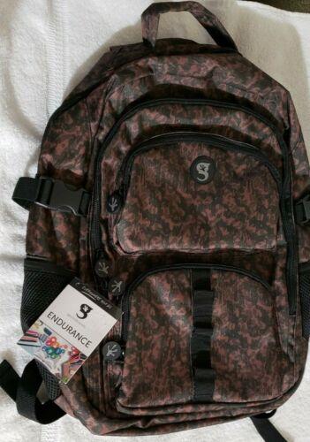 NEW, Geckobrands, Endurance Backpack, KIDS