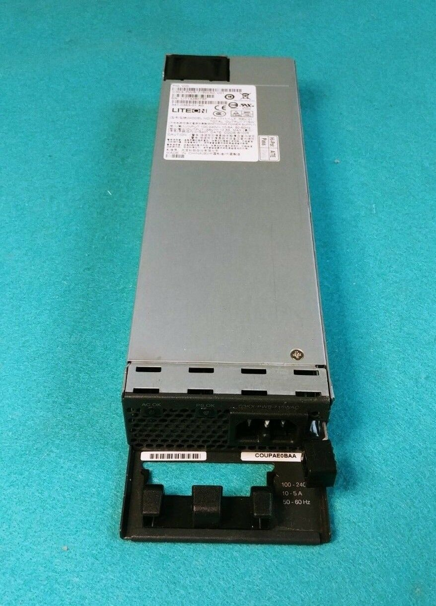 LITEON PA-1711-1-LF POWER SUPPLY PID: C3KX-PWR-715WAC V01