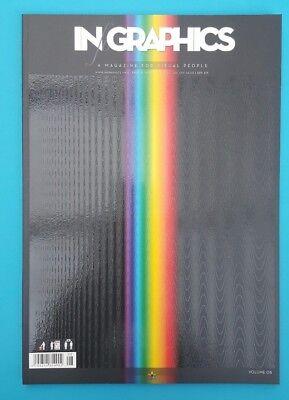 In Graphics a Magazin for Visual People Volume 8 deutsch/englisch ungelesen 1A