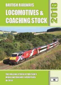 British Railways Locomotives & Coaching Stock 2018 Edition Pub by Platform 5