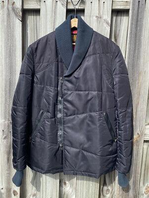 Maharishi Hardy Blechman Asymmetric Zip Coat Mens Medium