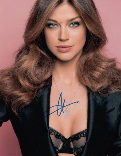 HOT Adrianne Palicki signed 10x8 photo AFTAL & UACC [16362] + Signing Details