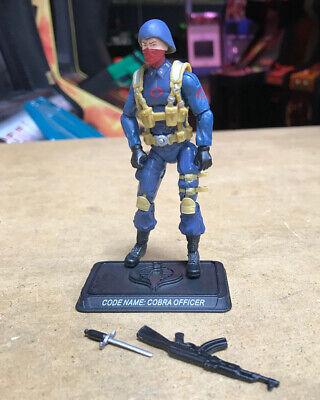 Gi Joe Weapons (GI Joe Cobra Officer - 2008 25th Anniversary 3.75