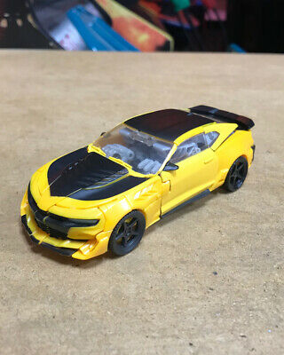 "Transformers Bumblebee 2017 TLK Movie Figure 5"" Hasbro no Weapons"