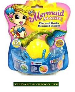 Mermaid Magic Fizz and Surprise