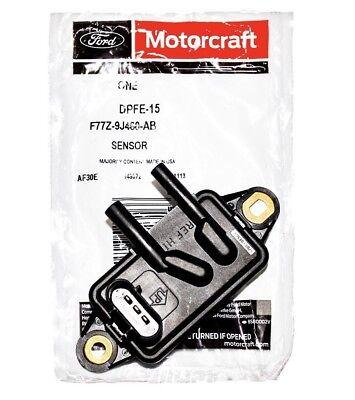 New Genuine OEM Ford Motorcraft EGR Valve Pressure Feedback Sensor DPFE-15