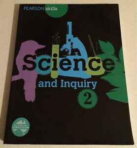 Pearson Skills Science and Inquiry 2 Plenty Nillumbik Area Preview