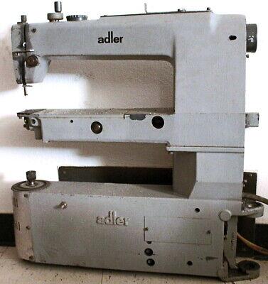 Durkopp Adler 971 Runstitching Of Cuffs Industrial Sewing Machine Head Only