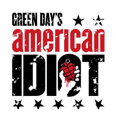 Green Day's American Idiot 2010 Broadway Souvenir Program