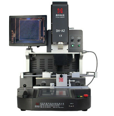 Dh-a2 Automatic Optical Alignment Bga Rework Station Motherboard Repair Machine